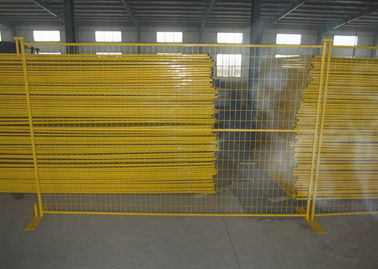 China Residential Safety Temporary Construction Fence Panels Excellent Rust Resistance supplier