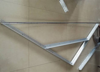 China V Shaped Trellis / Open Gable Trellis System Reduce Tree Damage Lower Labor Costs supplier