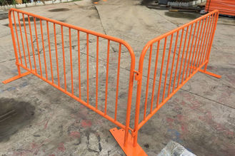 China 1.0x2.0m Different Color Portable Barricades I Crowd Control Barrier I Traffic Barrier supplier