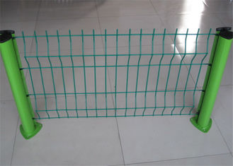 China Stainless steel galvanized welded wire mesh fence panels for home garden temporary supplier