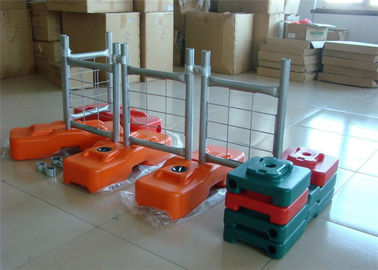 China Playground safety outdoor Australian temporary  fencing galvanized or pvc coated supplier