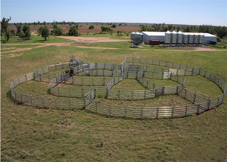 Removable cattle yard panels livestock corral panels fence 1.8m height