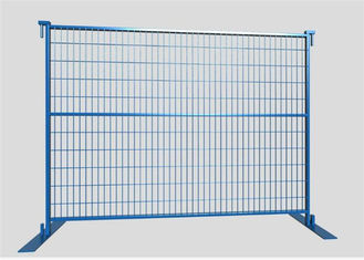 China 1.8mx2.4m Canada standard construction site fencing / temporary metal fencing supplier
