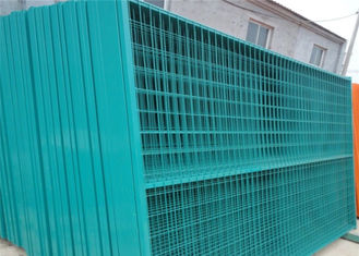 China Security Canada temporary fence for construction outdoor easy disassembly supplier