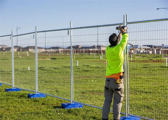 China Custom Detachable Australian Temporary Fencing For Major Public Safety supplier