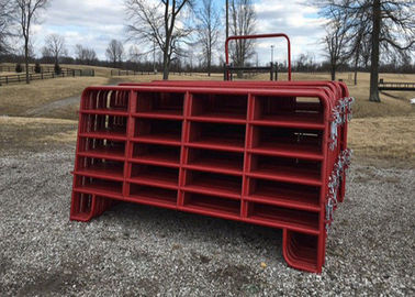 Metal Stain Steel Livestock Farm Filed Galvanized Cattle Yard Panels