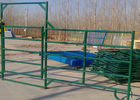 China Livestock Horse Farm Fence Panels , Steel Cattle Fence Panels Easy Assemble company