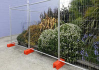 Concerts / Parades Temporary Construction Fence Panels Directing Pedestrian Traffic