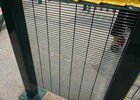 China High Precision 358 Security Mesh 76.2mm X 12.7mm Galvanized Surface Treatment company