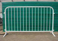Road block glavnized crowd control barricades for envent 1.1*2.1m size