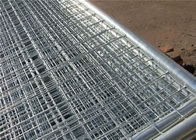 Commercial public safety outdoor removable temporary fencing easy to install