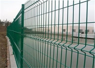 China Anti climb construction steel welded mesh fencing durable and high security factory