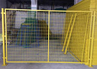 Garden private Canada temporary fence for construction 6ft *10 ft size