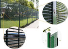 China Stong tension anti climb cut 358 security mesh fencing for prison military company