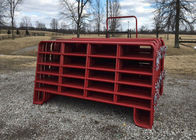 Metal stain steel  livestock horse cattle yard fence panel  for farm filed