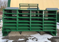 Portable heavy duty 1.8m metal cattle panels livestock horse for farm fence