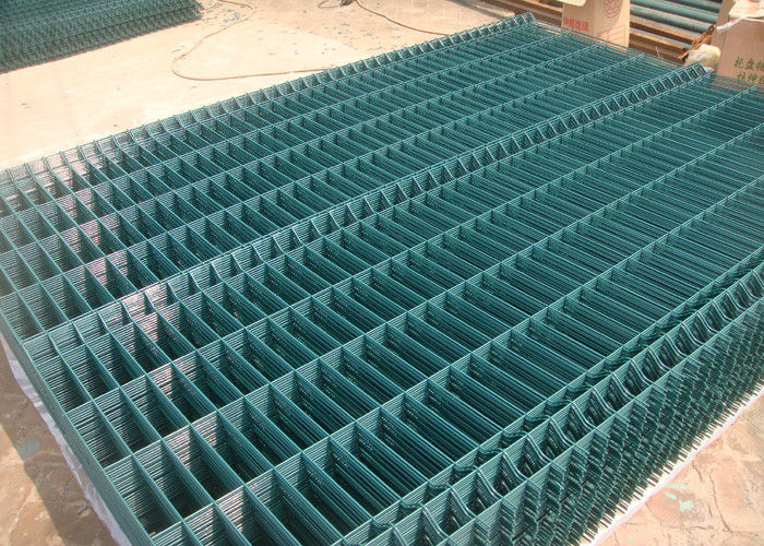 Anti Corrosion Galvanised Welded Mesh Fencing Panels Hard Wire ...