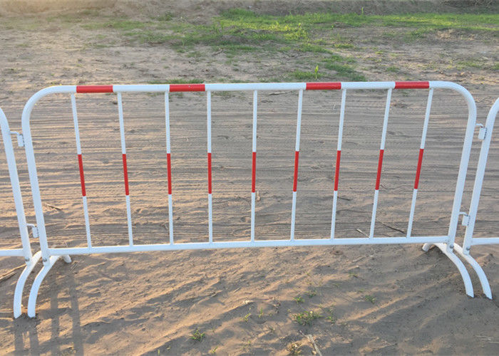 Mobile Temporary Road Traffic Barriers 1 1m Height Concrete Safety