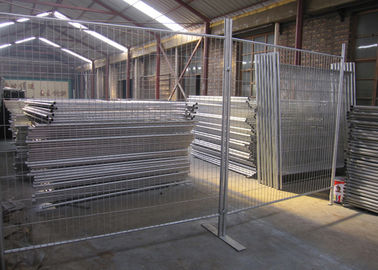 China Public Security Event Steel Temporary Fencing Weather Resistant And Durable factory
