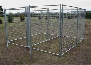 China Security Site Steel Temporary Fencing High Perceptivity And No Destruction factory