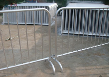 China Construction Heavy Duty Crowd Control Barriers Temporary Barrier Fence factory