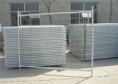 China Electric galvanized easy to install Australian temporary fencing with feet factory