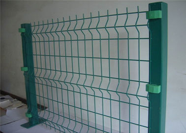 Hot dipped anti climbe weld wire mesh fence panels for construction or agriculture