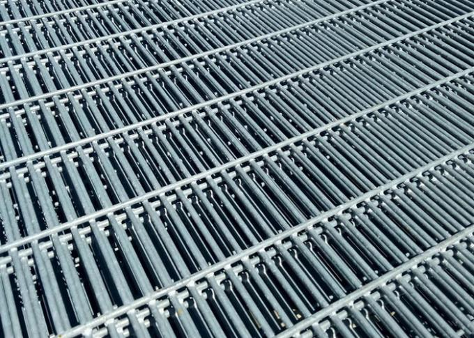 Hot Dipped Galvanized Welded Wire Mesh Security Fencing Panels Multi ...
