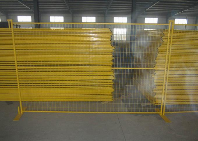 Temporary Pool Steel Wire Mesh Fence Panel Canada Anti - Rust And Anti - Corrosion