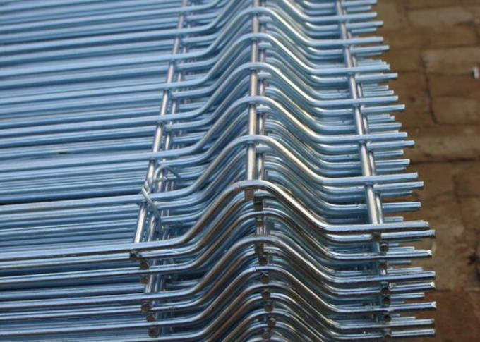 Hot - Dip Galvanized Welded Wire Fence Suitable For Machine ...