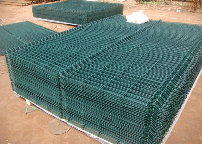 Anti Corrosion Galvanised Welded Mesh Fencing Panels Hard Wire Mesh ...