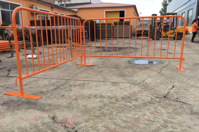 1.0x2.0m Different Color Portable Barricades I Crowd Control Barrier I Traffic Barrier