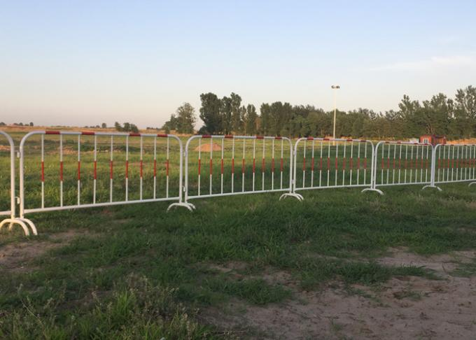 Mobile Temporary Road Traffic Barriers 1 1m Height Concrete