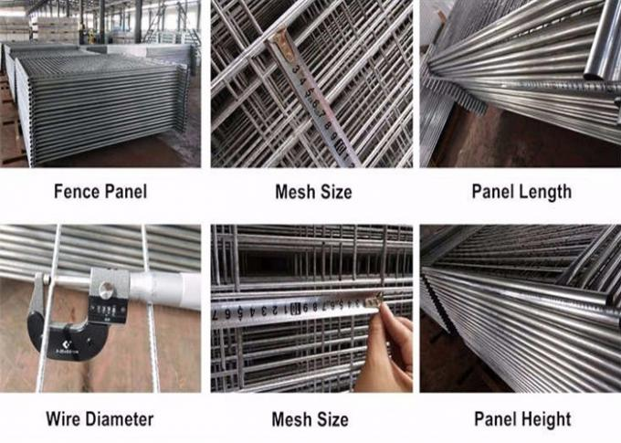 Galvanized 358 security mesh fence panels or anti cut 358 welded mesh